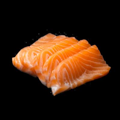 Sashimi Salmón 5 piezas