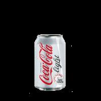 Coca Light 33 cl