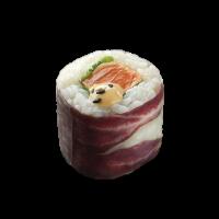 Salmón Tataki