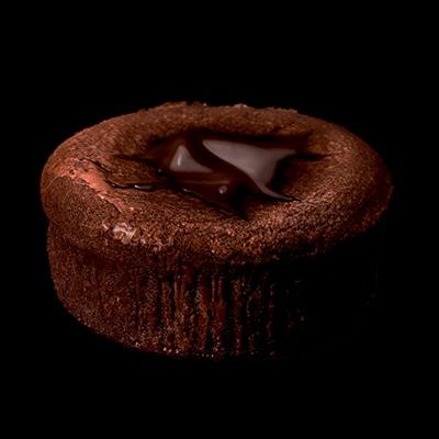Mi-cuit de chocolate