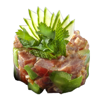 Tartar de Atun Spicy y Arroz