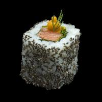 California salmón & wasabi de calabaza