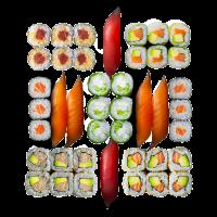Happy Sushi Box