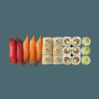 Sushi Box del mes de Octubre