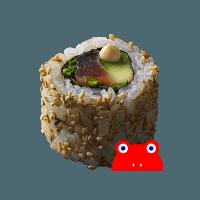 Katsuobushi Roll