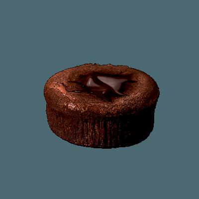 Mi-cuit de chocolate*
