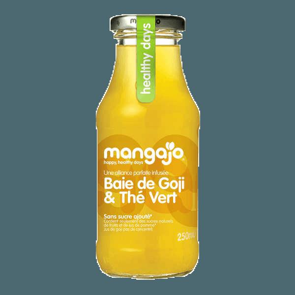 Mangajo bayas de Goji