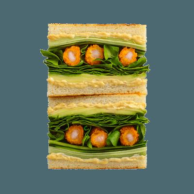 gamba-tempura