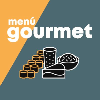Menú Gourmet